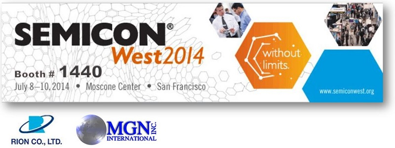 SEMICON West 2014 - Booth 1440